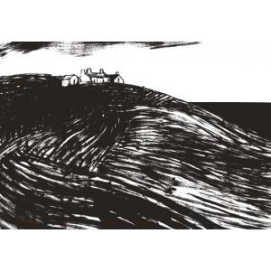 """ARMIN GREDER - Trittico da """"Gli uccelli"""""""