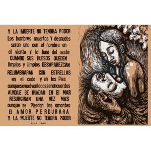 MARIANA CHIESA - La muerte no tendra poder - da FURIA DI LAMA