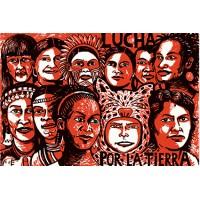 MARIANA CHIESA - Lucha por la tierra - da FURIA DI LAMA