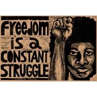 MARIANA CHIESA - Freedom is a constant struggle - da FURIA DI LAMA