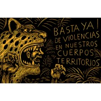 MARIANA CHIESA - De violencias! Basta ya - da FURIA DI LAMA