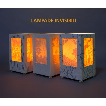 Le LAMPADE INVISIBILI
