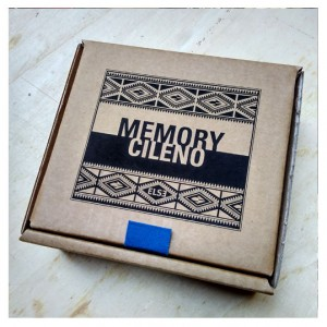 Memory cileno (SOLD OUT)