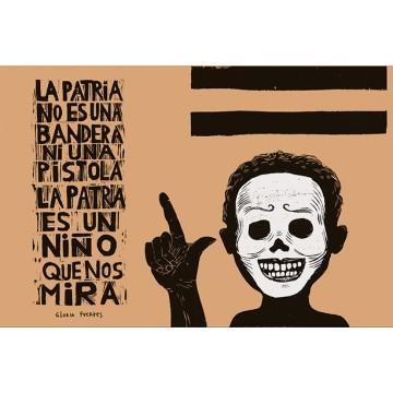 MARIANA CHIESA - La patria no es una bandera - da FURIA DI LAMA