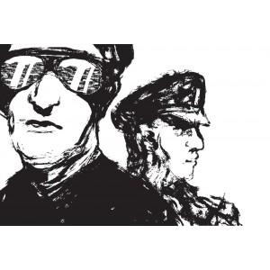 ARMIN GREDER - Poliziotti