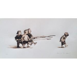 ARMIN GREDER - Grandi battaglie