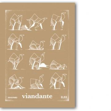 JUAN BERNABEU - Viandante (cartella di 4 stampe)