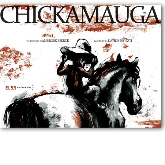 chickamauga cover